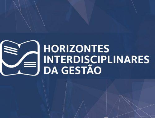 A Revista Horizontes Interdisciplinares da Gestão, em seu primeiro ano, já recebeu a classificação da Capes.