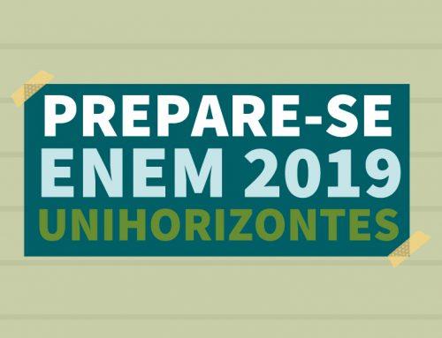 Centro Universitário Unihorizontes oferece cursos gratuitos de preparação para o Enem
