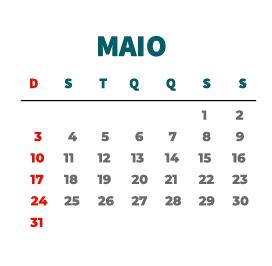 Mês de Maio